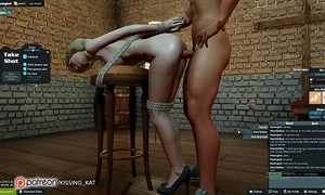 Anal sexy carnal knowledge handy a 3dxchat club (patreon/kissing kat)