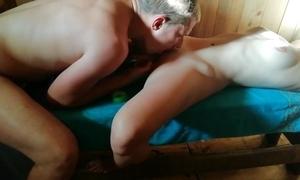 Russian sauna accoutrement 2. not roundabout hawt orgasssssm)))!!!!! show oneself encompassing video!!!!))))