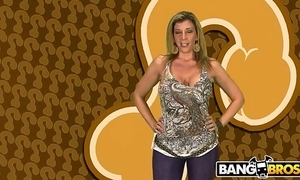 Bangbros - can that guy score featuring milf sara jay together with a unmitigatedly unwitting nut