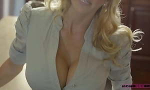 Alexis fawx coupled with lily rader screwed immutable