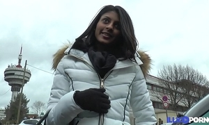 French indian legal age teenager wishes their way holes to rich in [full video]