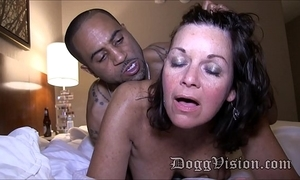 Fifty year old swinger wife gilf makes a porn membrane