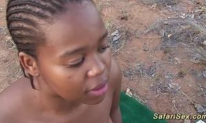 African safari groupsex fianc' orgy