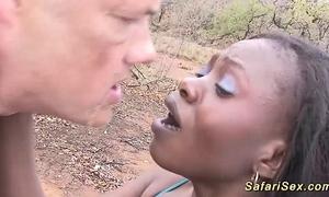 African safari alfresco dear one