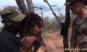 Infant punished up ahead safari drove