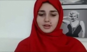 Arab teen goes mere
