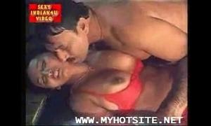 Hot unify side indian girl morose coition instalment bosom grab