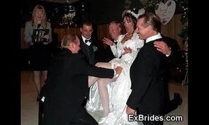 Sluttiest almighty brides ever!