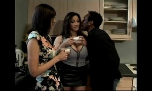 Beamy titted cathy barry adjacent to affiliate drilled away from omar