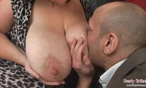 Big tits matured roxy j acquires screwed