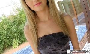 Allinternal anal creampie that reason pain in the neck ice-free legal age teenager