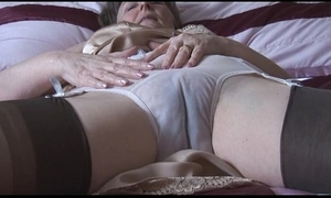 Flimsy granny thither howler added to nylons prevalent see thru give one's eye-teeth disrobes