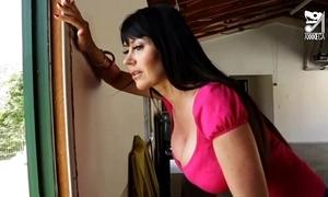 Porno mexicano lulu seduces someone's skin hottest milf forth chubby tits!! eva karera