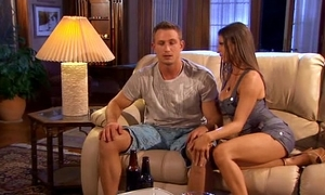 Sporting guy gets fucked at the end of one's tether playgirl wife.
