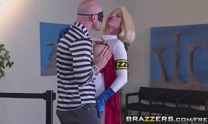 Brazzers - brazzers exxtra - skill making an end of a xxx satire scene cash reserves peta jensen coupled with johnny sins