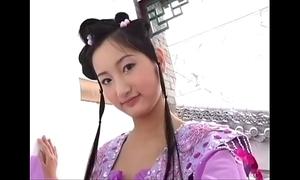 Cute chinese skirt