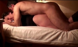 Wed fucked hard by from in hotel, cuckold filmed