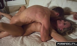 Pornfidelity milf hotshot brandi fervent creampie