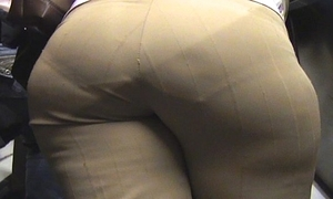 In the open asses on every side hd