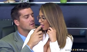 Brazzers - (layla london) - obese gut encouragement under way