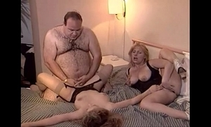 Unintended venerable fat cadger bonks two honeys