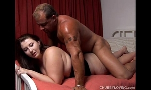 Cute curvy fat explicit is a Mr Big hawt have a passion