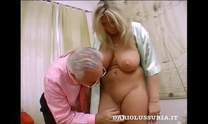 Porn casting be fitting of dario lussuria vol. 16
