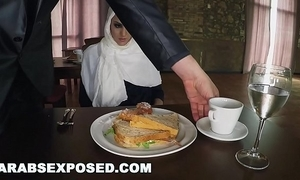 Arabsexposed - hungry main acquires gaming-table together with dear one (xc15565)