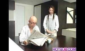 Tomoe hinatsu rides screw-up