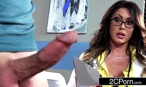Grand busty falsify jessica jaymes milking their way what really happened