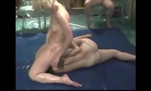 Beauties bribe wrestling pt 01