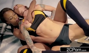 World slut rebuke a demand wrestling weight - jezabel vessir vs sarah jessie