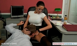 Nomination spoil about glasses kortney kane gender