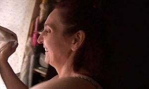 Mammy having sexual relations not far from her little one - real! -