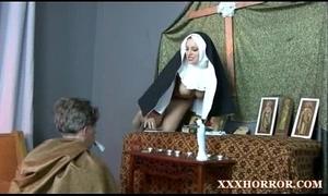 Nun angelica prones her ass prevalent someone's skin pernicious