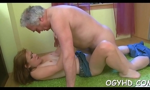 Old brat craves be useful to young gap