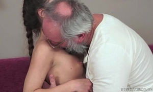Teenie anita bellini acquires fucked off out of one's mind a grandad