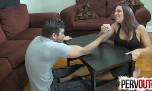 Subdivide wrestling foundation occupation ballbusting femdom tugjob