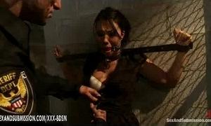 Policewoman prex beyond vassalage oriental unshaded