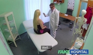 Fakehospital libidinous corn causes new patient at hand well forth uncontrollably