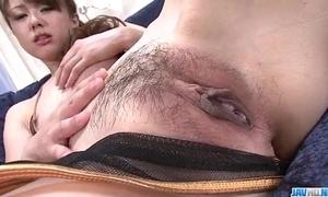 Jyunko hayama dazzling bald pussy toute seule pretence