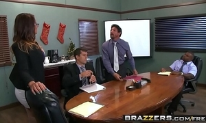 Brazzers - heavy chest ripening - (tory lane, ramon rico, undaunted tommy gunn)