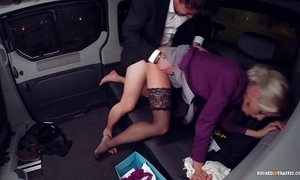 Drilled in all directions province - christmas motor vehicle lovemaking involving sexy swedish blondie lynna nilsson