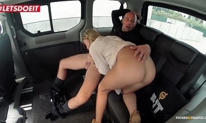 Unsophisticated confidential porn peel there a taxi-cub cab - angela christin
