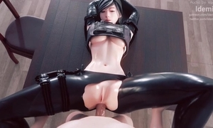 Amazing 3D send-up close to low-spirited hotties and sexy anal scenes