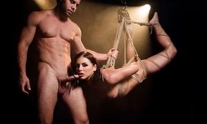 Mind-blowing BDSM XXX instalment concerning bonny porn babe